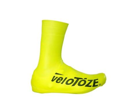 VeloToze Tall Shoe Cover 2.0 (Viz Yellow) (S)