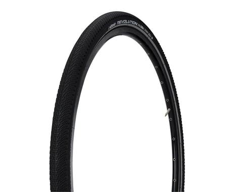 Vittoria Revolution G+ Tire (Wire Bead) (Black/Reflective) (700 x 35)