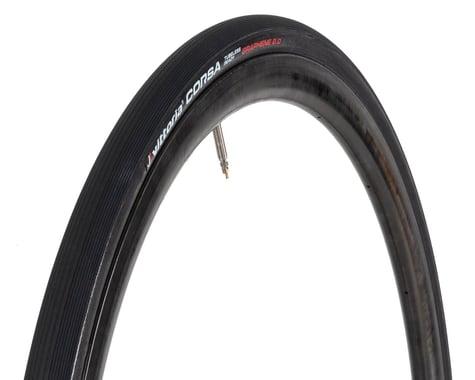 Vittoria Corsa Competition Road Tire (Black) (700c) (23mm)