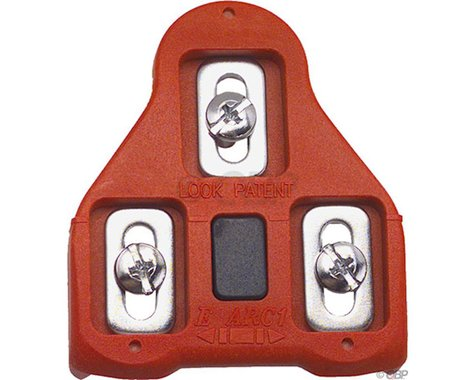 VP Components ARC 1 Look Delta Cleats (Red) (9°)