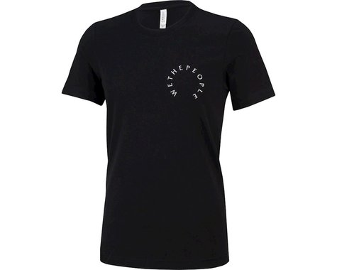 We The People Foundation T-Shirt: Black
