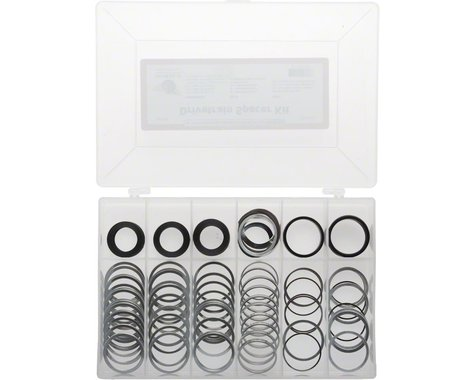 Wheels Manufacturing Drivetrain Spacer Kit (139 Pieces)