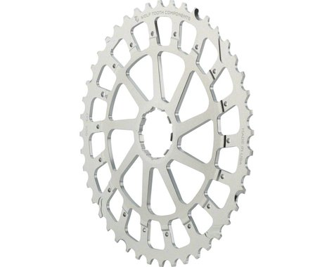 Wolf Tooth Components GCX XX1 Replacement Cog (Silver)