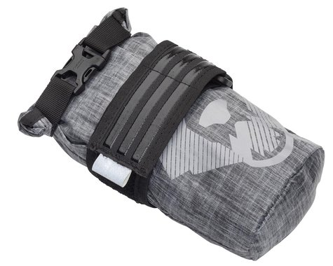 Wolf Tooth Components B-RAD TekLite Roll-Top Bag (Black) (0.6 Liter)