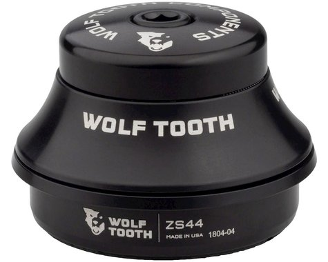 Wolf Tooth Components Upper Headset (Black) (Threadless) (15mm Height) (ZS44/28.6)