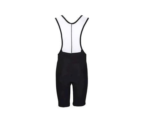 World Jerseys Formaggio 8 Panel Bib Shorts (Black)