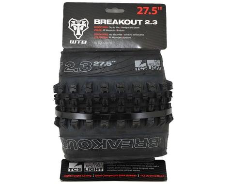 WTB Breakout Dual DNA TCS Tubeless Tire (Black)