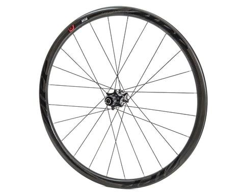 Zipp Speed Weaponry 202 Firecrest Disc Clincher Wheel (11 Speed) (Rear)