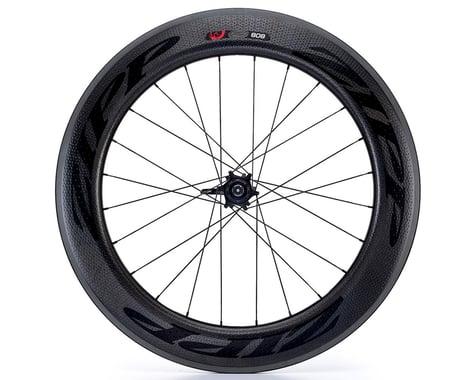 Zipp 808 Firecrest Carbon Clincher V3 Road Wheel - Rear