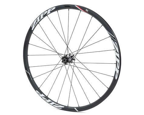Zipp Speed Weaponry 30 Course Disc Tubeless Wheel (Black) (Front) (700c)