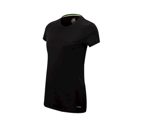ZOIC Women's Vanitee Tech Short Sleeve Jersey (Black)