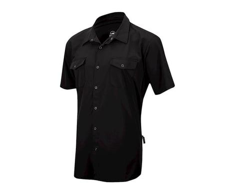 ZOIC District Short Sleeve Jersey (Black)