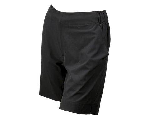 ZOIC Women's Posh Shorts (Black)