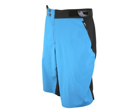 ZOIC Vision Short With Liner - 2016 (Blue)