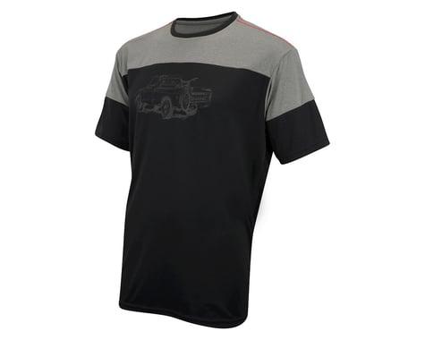 ZOIC Truck Short Sleeve Tee - 2017 (Black/White)