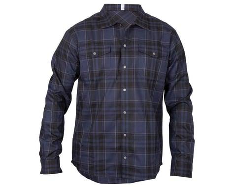 ZOIC Fall Line Flannel (Blue Plaid) (S)