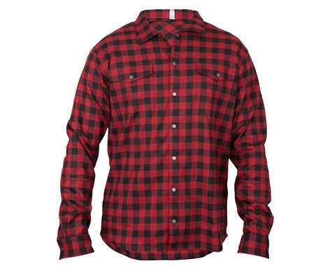 ZOIC Fall Line Flannel (Red Buffalo) (S)