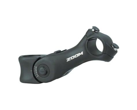 Zoom TDS-80 Adjustable Stem (Black) (25.4mm) (105mm) (Adjustable)