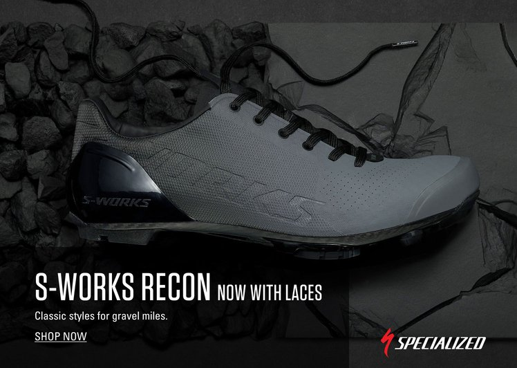 Sworks Recon With Laces